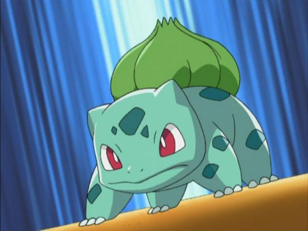 ash bulbasaur 0