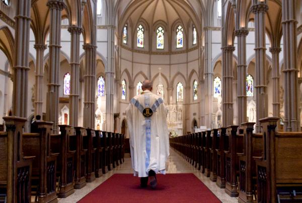 pennsylvania catholic church