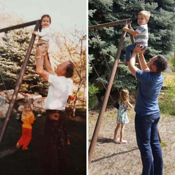 recreating grandparent photos 15