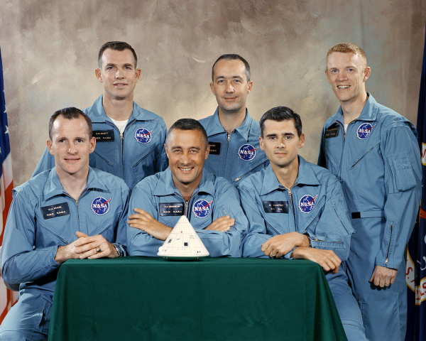 the tragedy of the first apollo mission to space 3