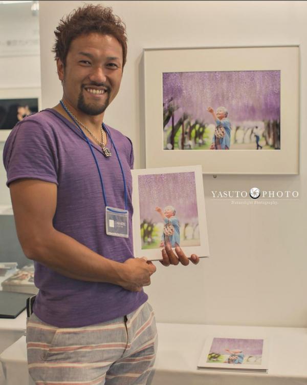 Bộ ảnh gây xúc động mạnh đã giúp Yasuto Takenaka nhận được nhiều giải thưởng danh giá.