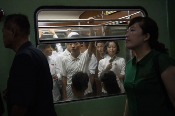 north koreans at work and play in pictures 26