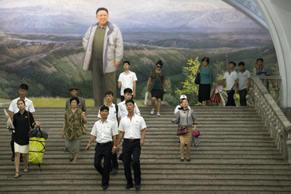 north koreans at work and play in pictures 27