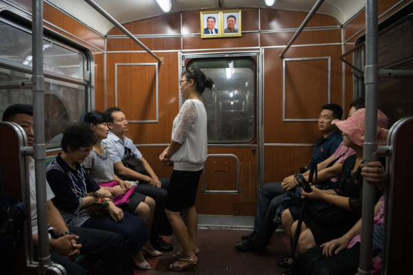 north koreans at work and play in pictures 28