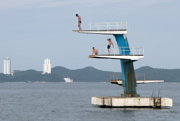 north koreans at work and play in pictures 40