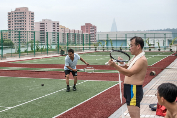 north koreans at work and play in pictures 46