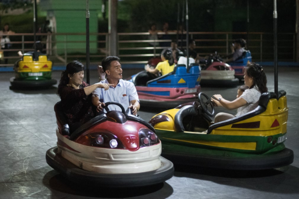 north koreans at work and play in pictures 9