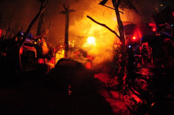 haunted hoochie dead acres 5