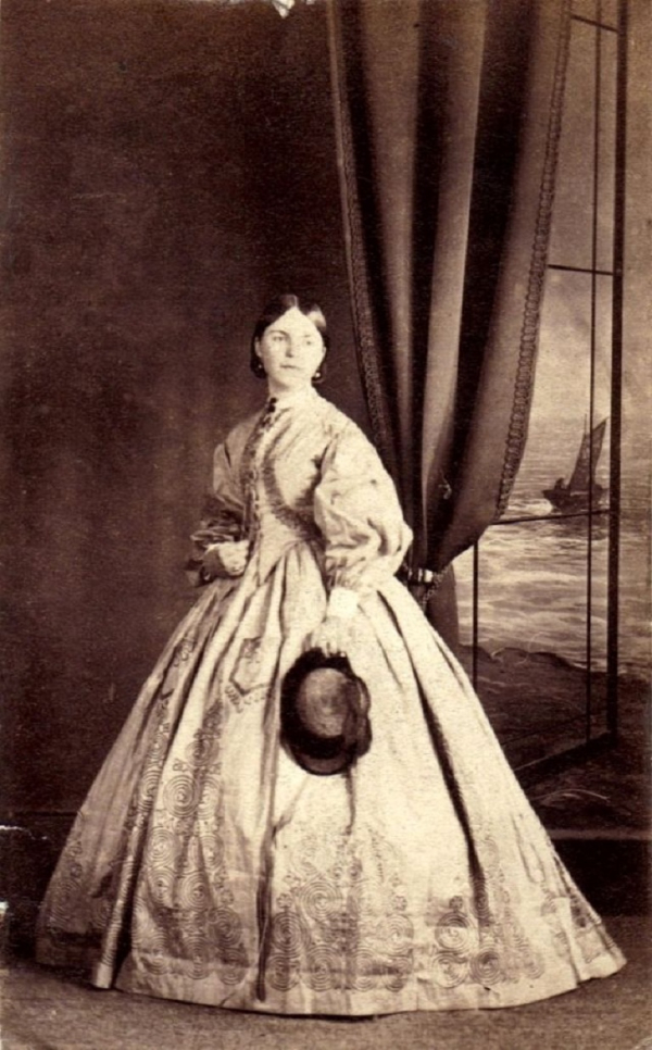 girls dresses in the 1860s 11