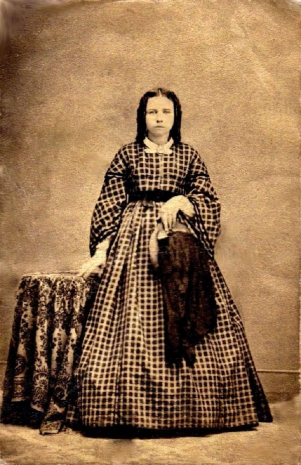 girls dresses in the 1860s 12