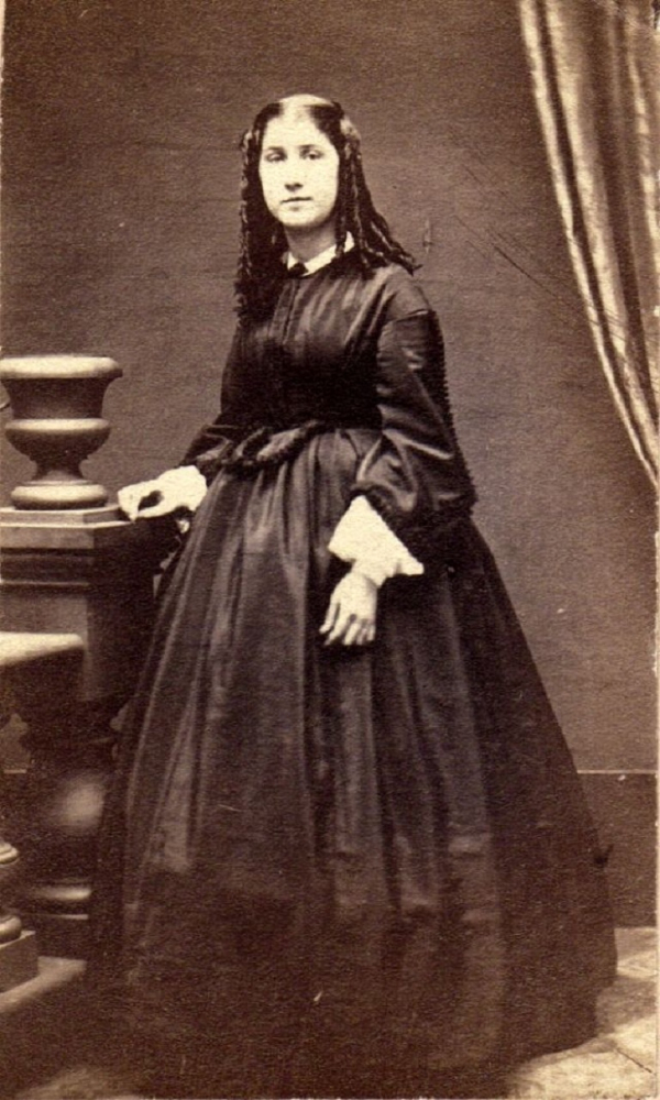 girls dresses in the 1860s 15