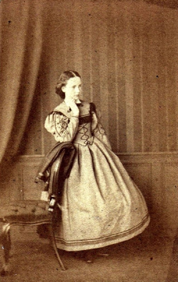 girls dresses in the 1860s 16