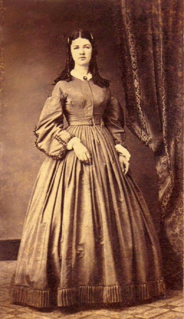 girls dresses in the 1860s 19