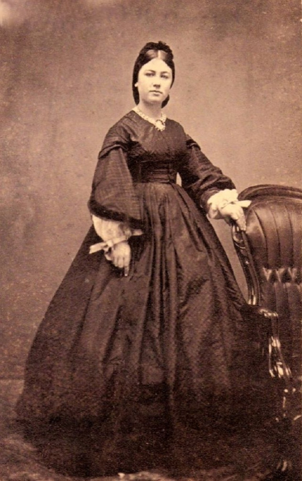 girls dresses in the 1860s 20