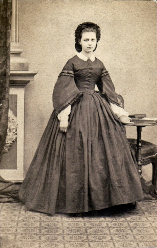 girls dresses in the 1860s 21