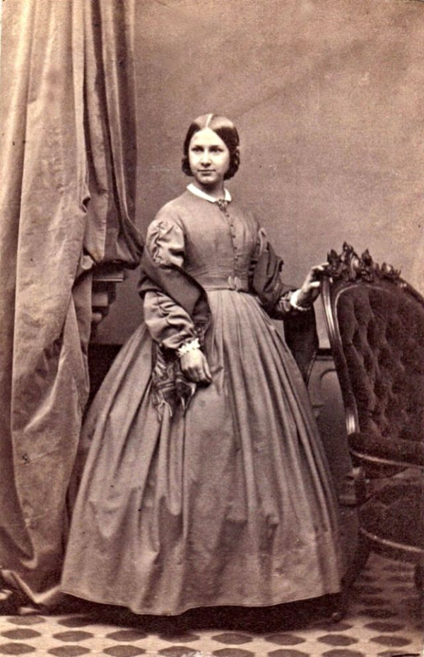 girls dresses in the 1860s 23