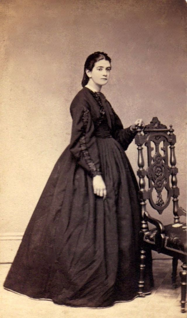 girls dresses in the 1860s 25