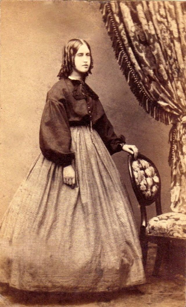 girls dresses in the 1860s 32 1