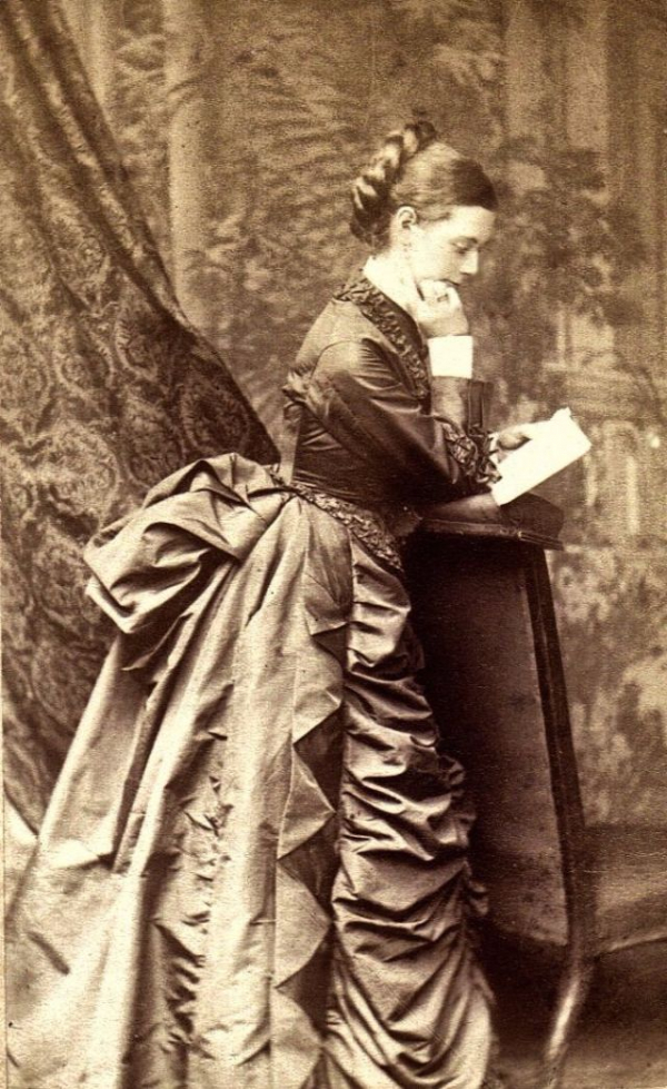 girls dresses in the 1860s 43