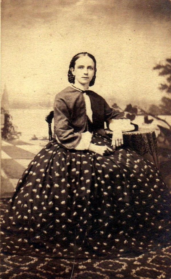 girls dresses in the 1860s 44