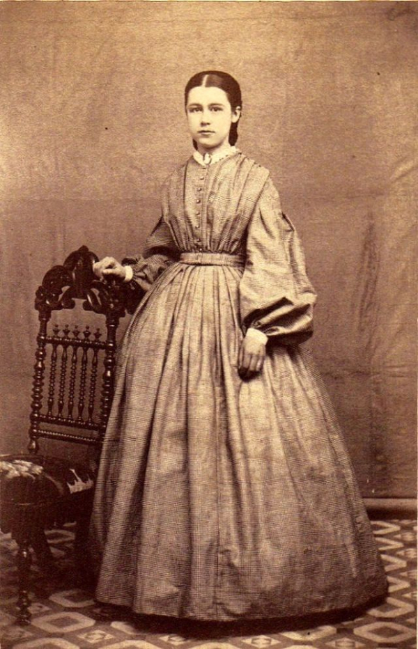 girls dresses in the 1860s 52
