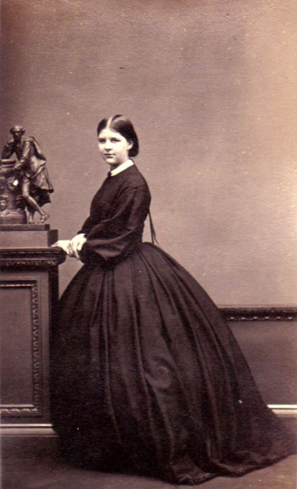 girls dresses in the 1860s 55