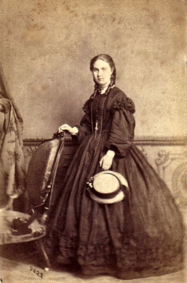 girls dresses in the 1860s 56