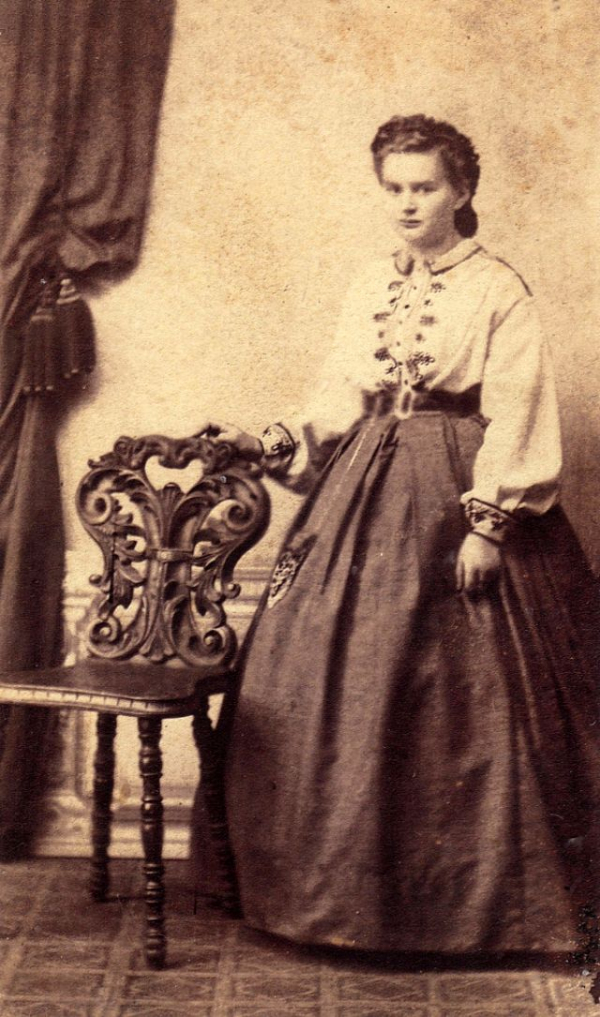 girls dresses in the 1860s 57