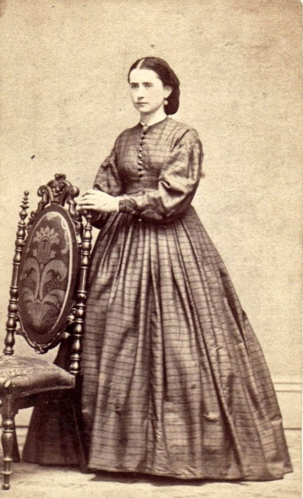 girls dresses in the 1860s 59