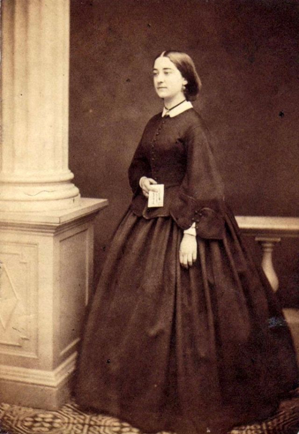 girls dresses in the 1860s 62
