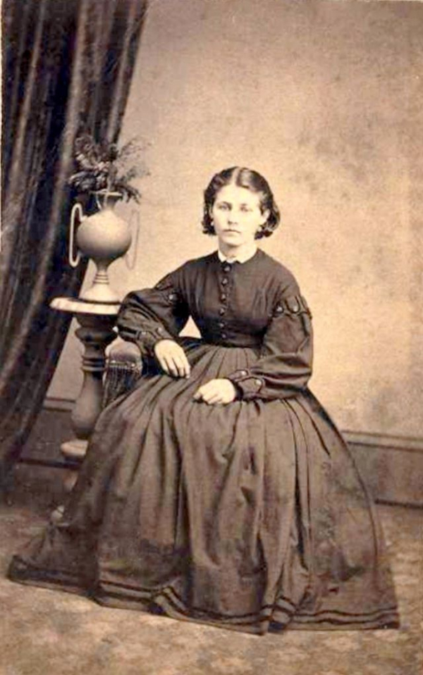 girls dresses in the 1860s 69