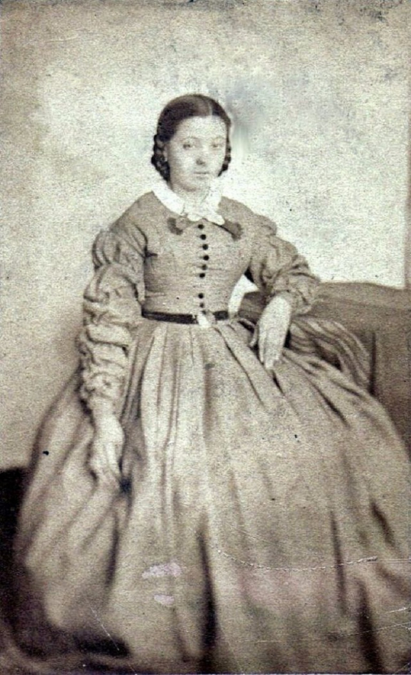 girls dresses in the 1860s 10