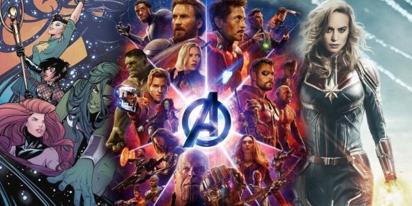 avengers 4 captain marvel