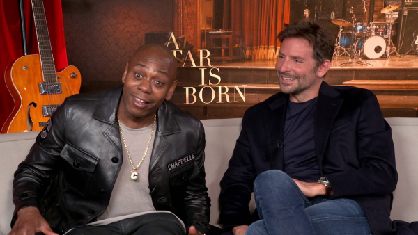 dave chapelle a star is born