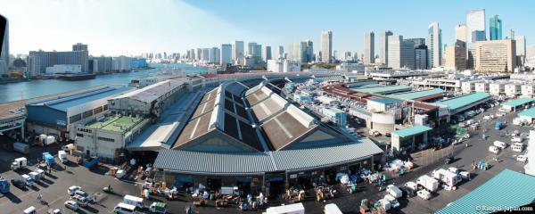 tsukiji market 1