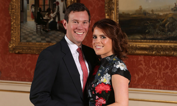princess eugenie engagement ring t
