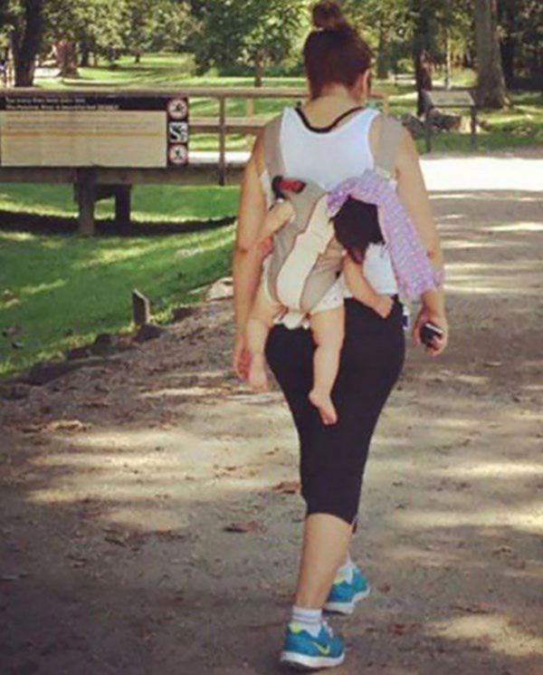 30 photos showcasing human parenting and animal parenting moments 6 1