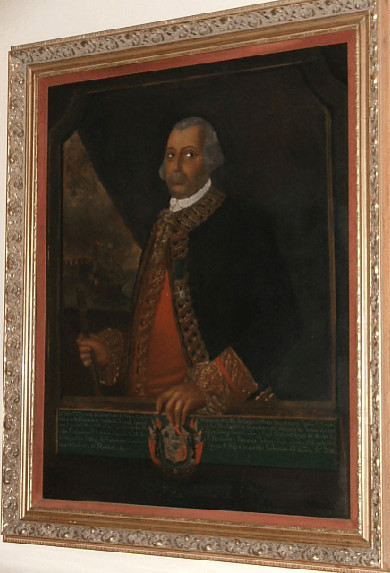 bernardo de galvez portrait haunted