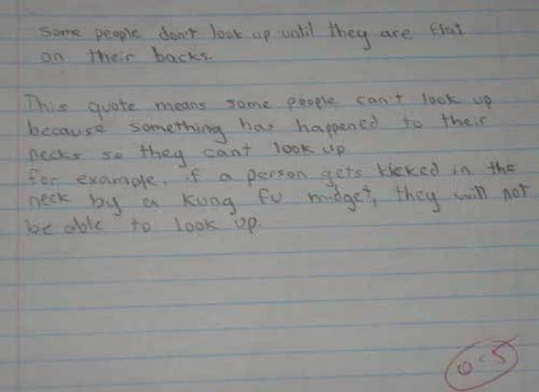 10 of the funniest exam answers youll ever see 6