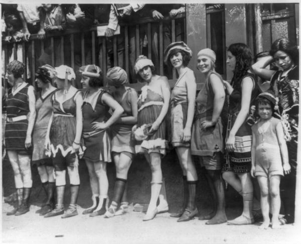 1920 vintage bathing suits 2