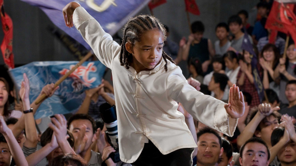 the karate kid jaden smith