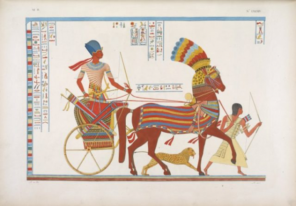 egyptian chariot colour 640x446