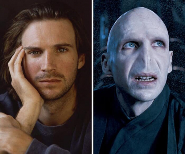 ralph fiennes lord voldemortharry potter series