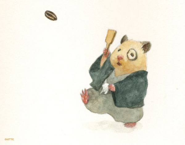 artist illustrates the typical life of a japanese hamster and the result is very cute 5c47fd95c553c 700