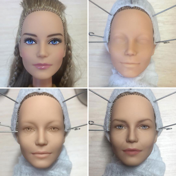 ukrainian artist continues to remove the makeup of dolls and re creates them with an incredibly real look 5c63e11f1231f 880
