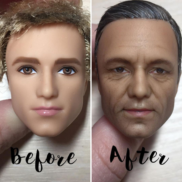 ukrainian artist continues to remove the makeup of dolls and re creates them with an incredibly real look 5c63e12a542a8 880