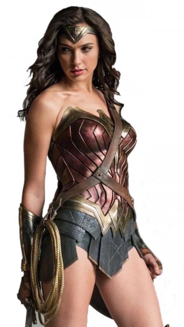 wonder woman deluxe cosplay costume