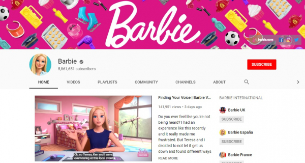 bup be barbie 09
