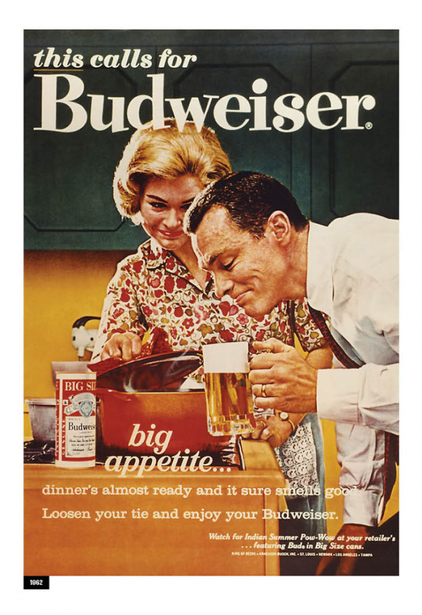 in honor of the women budweiser revisits their sexist advertisements of the 50s 5c8586af0b779 700