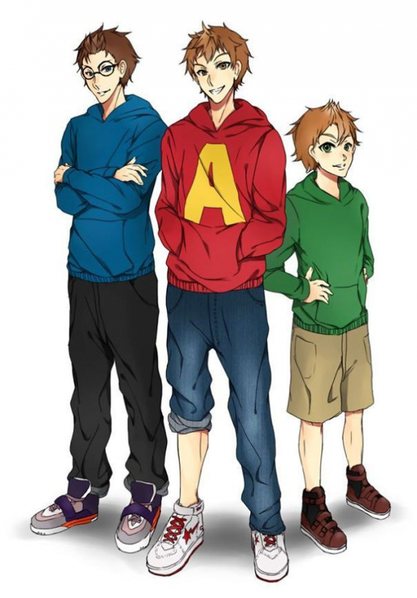 chipmunks ver human by lazytime7 d5odue8 5a8ad1ddd787f 605